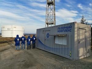 Emergency exercise in the Arctic (Photo credit: Rosatom)