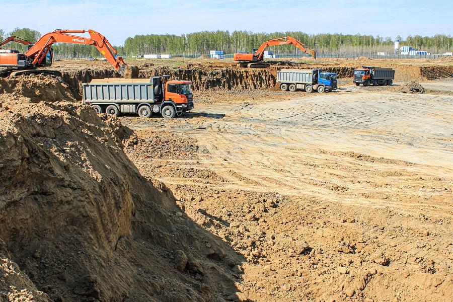 Preparatory work underway for Brest-300 at SCC (Photo: Titan-2)