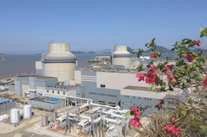 AP1000 at sanmen (Photo: CNNC Sanmen Nuclear Power Company Ltd)