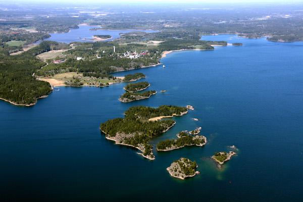 The Studsvik site in Sweden