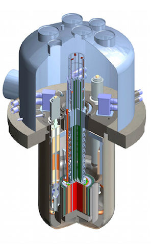 China To Develop Travelling Wave Reactor Nuclear