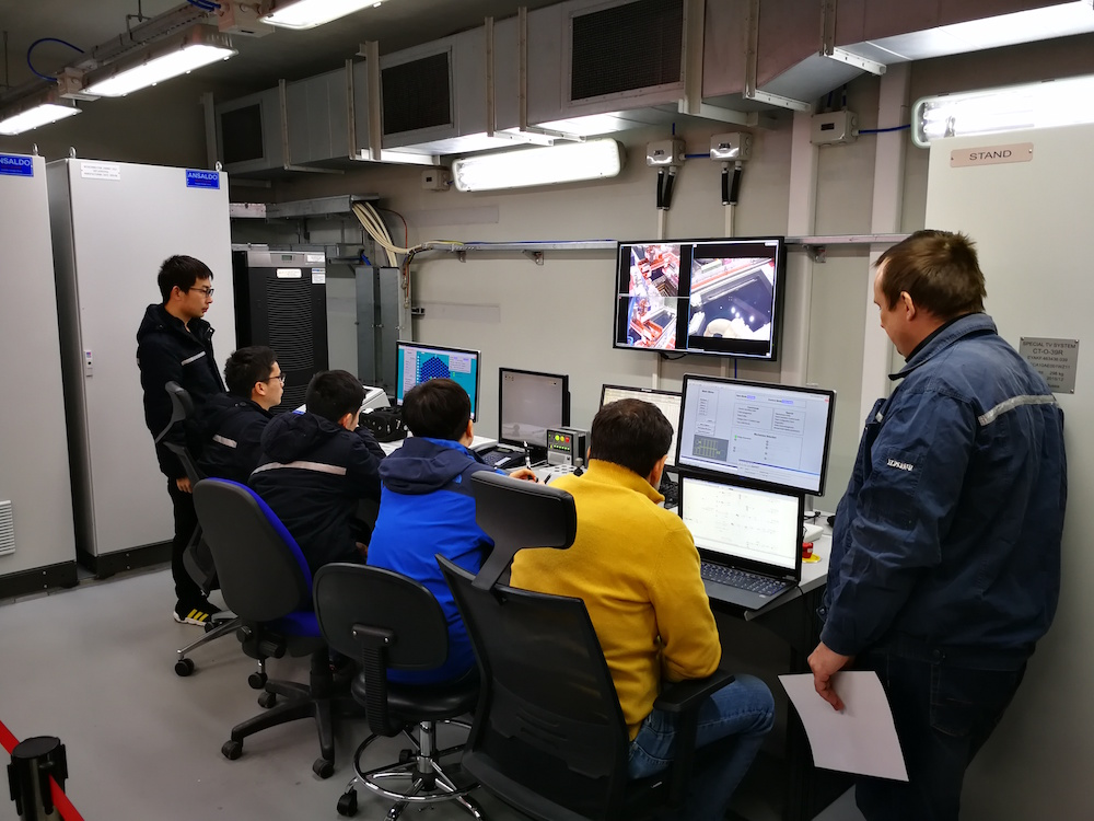 Ansaldo Nuclear supports refuelling operations at Tianwan nuclear plant