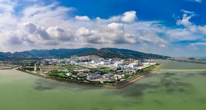 Cold testing has been completed at Tianwan 6 in China (Photo: CNNC)