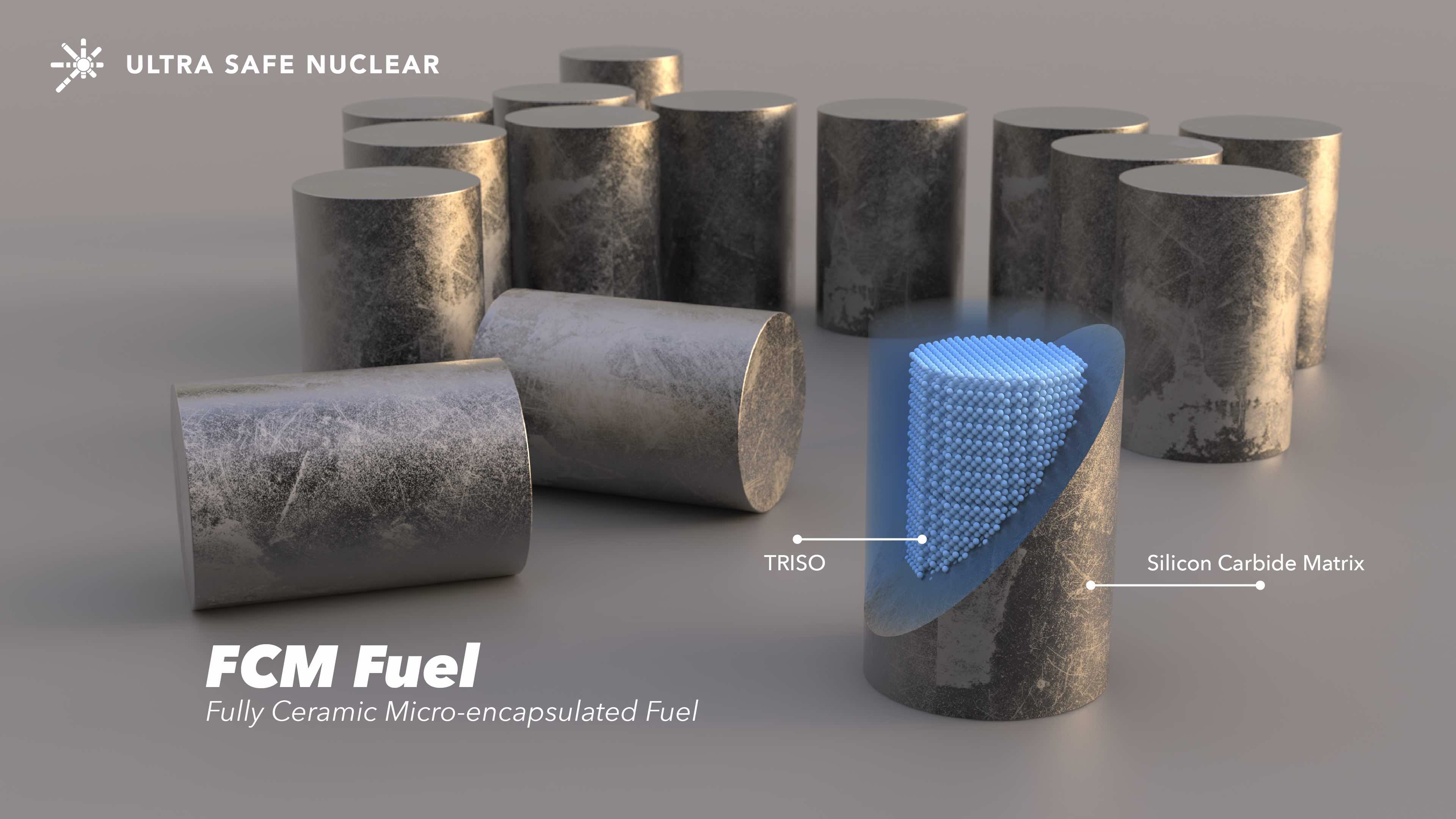 USNC Fully Ceramic Micro-encapsulated Fuel (Photo: USNC)