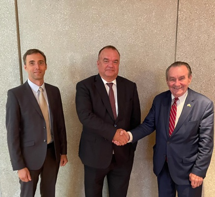 Petro Kotin had a conversation with Morgan Williams, the President of the U.S. – Ukraine Business Council