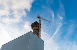 Windscale chimney demolition (Credit: NDA)
