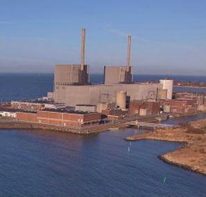 The two-unit Barseback nuclear plant in Sweden