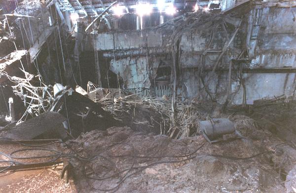 Chernobyl, 26 April 1986 - Nuclear Engineering International