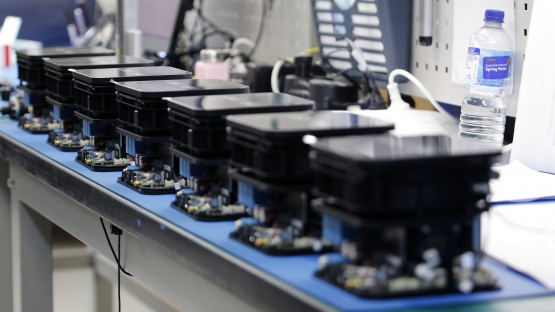 Real-Time PCR equipment being prepared to be sent to countries around the world to help fight COVID-19. IAEA Seibersdorf Laboratories, Austria, 3 April 2020. (Photo Credit: IAEA)