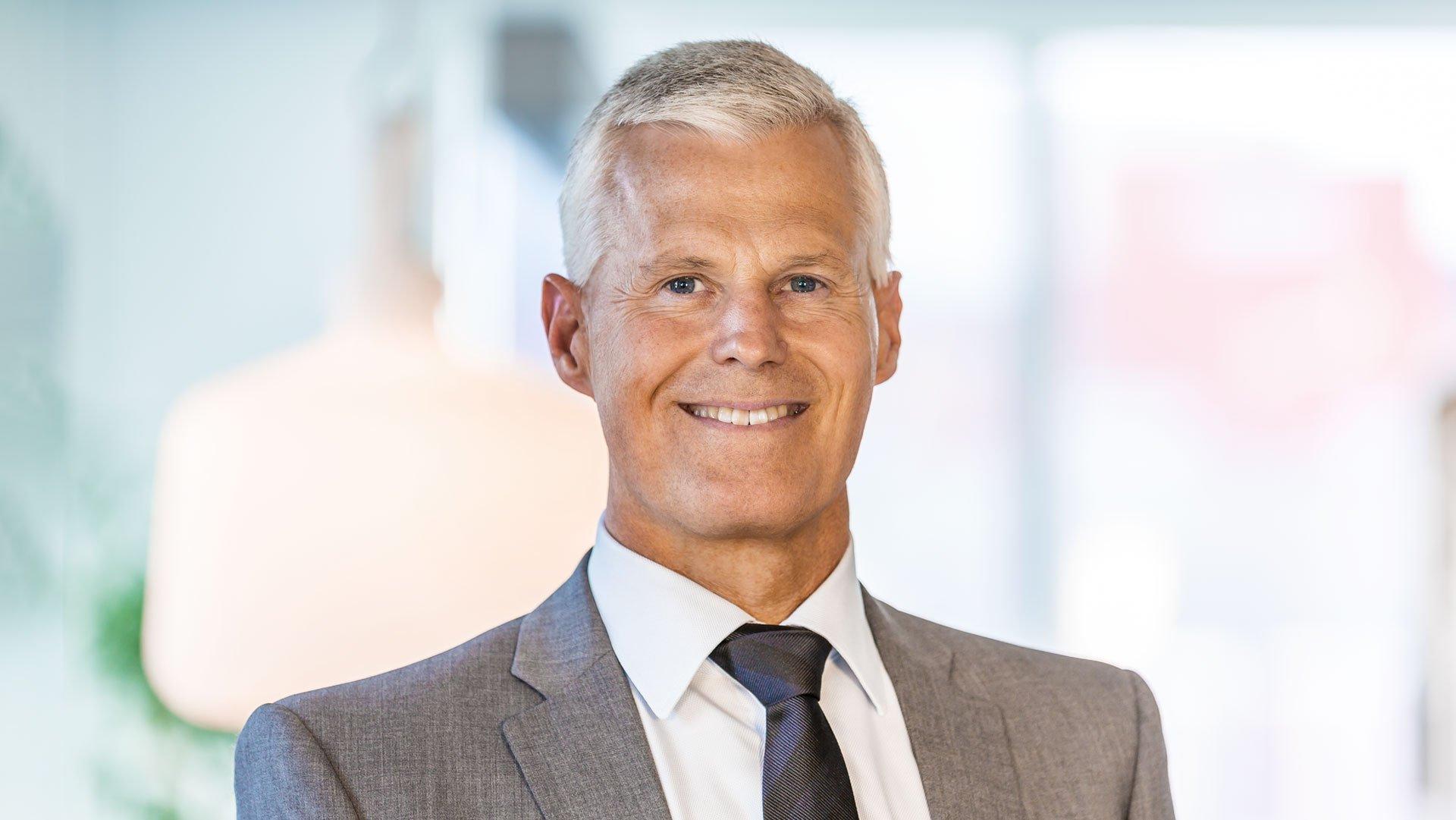 Mats Ladeborn, Head of the Fleet Development department in Vattenfall's nuclear power operations