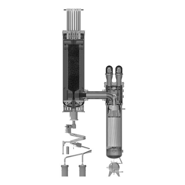 Xe-100 reactor (Photo: X-energy)
