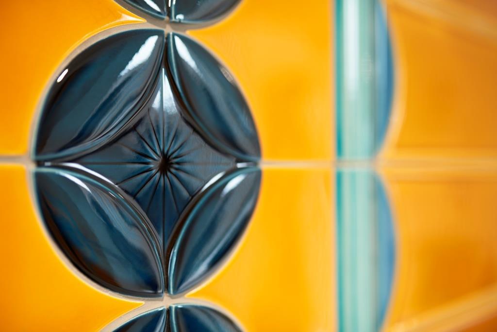 Frances Priest Ceramic Art Engages The Senses At New Hospital Designcurial