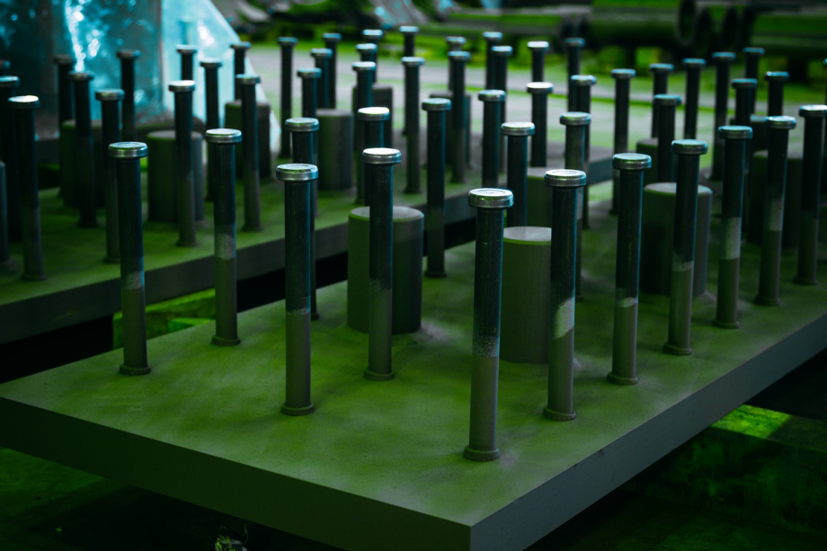 Photo: Atomenergomash has shipped the first equipment for Akkuyu steam turbine (Photo AEM)