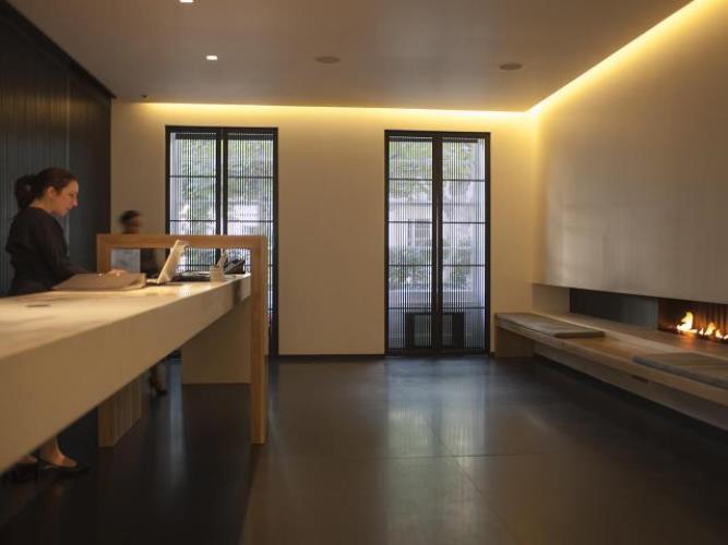 Inside La Suite West Hotel Designcurial