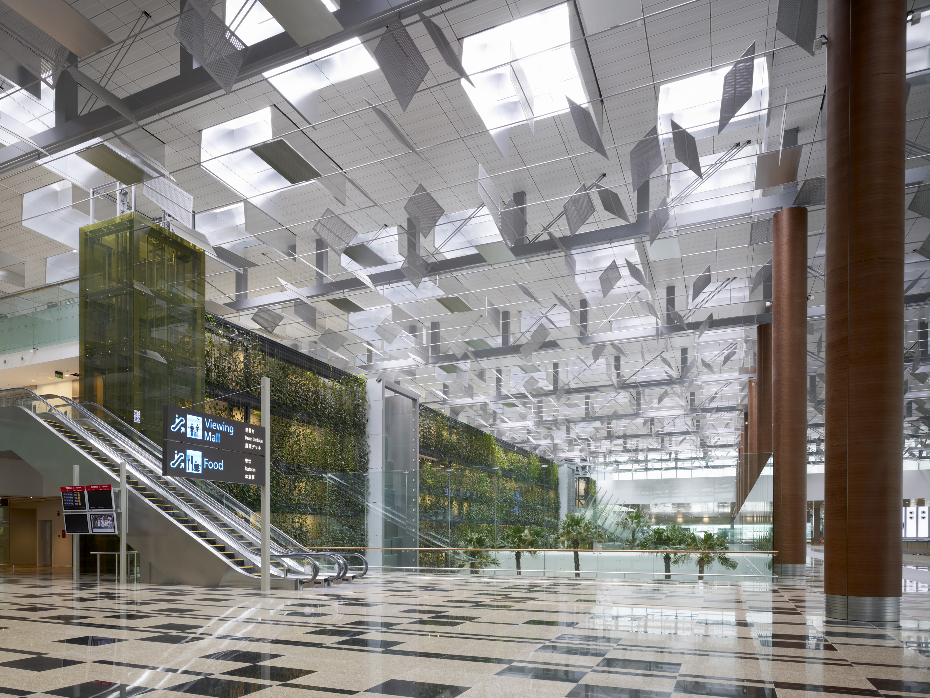Airport Architecture 2018 The Best Airports In The World