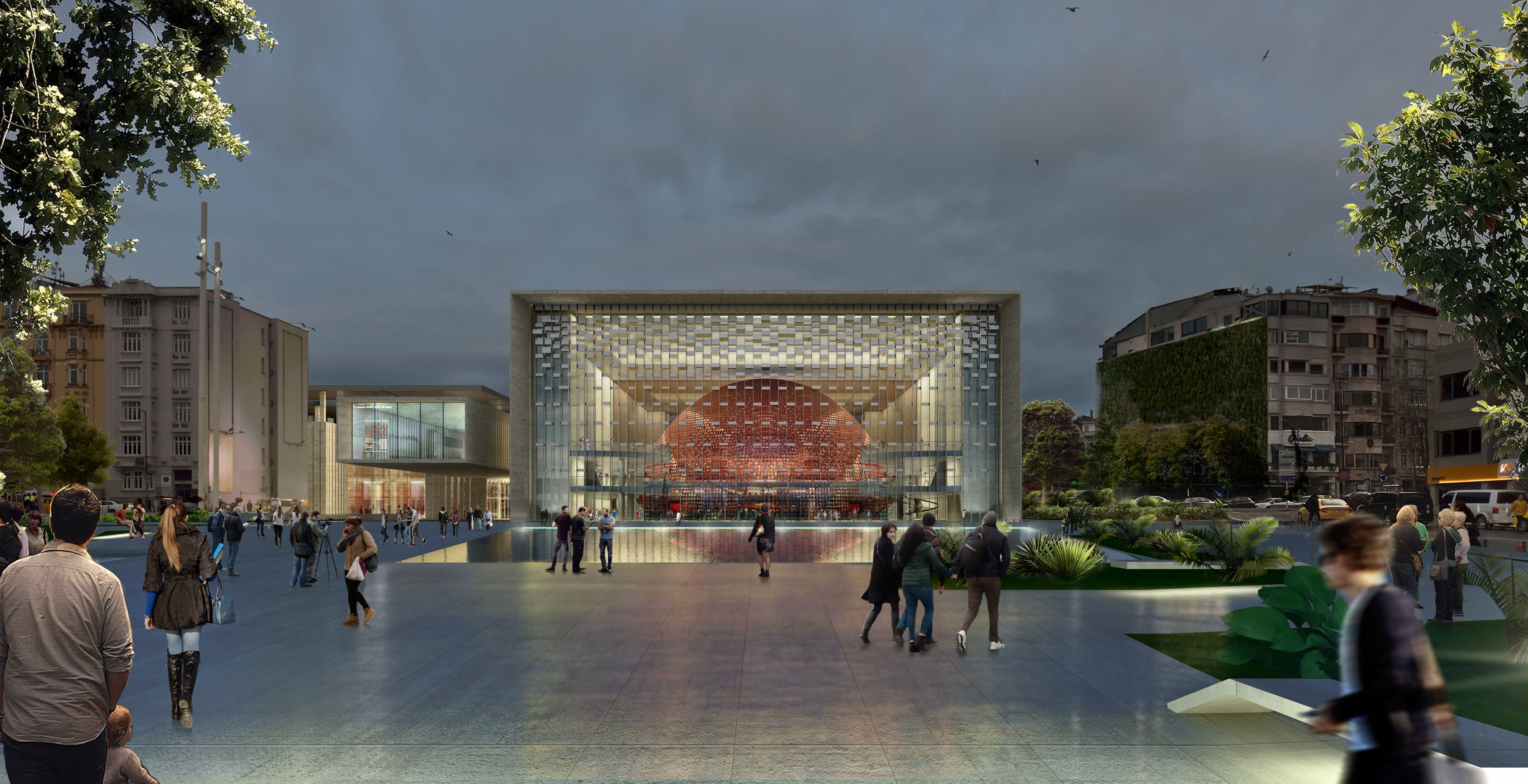 Transforming Classic Architecture In Istanbul Designcurial