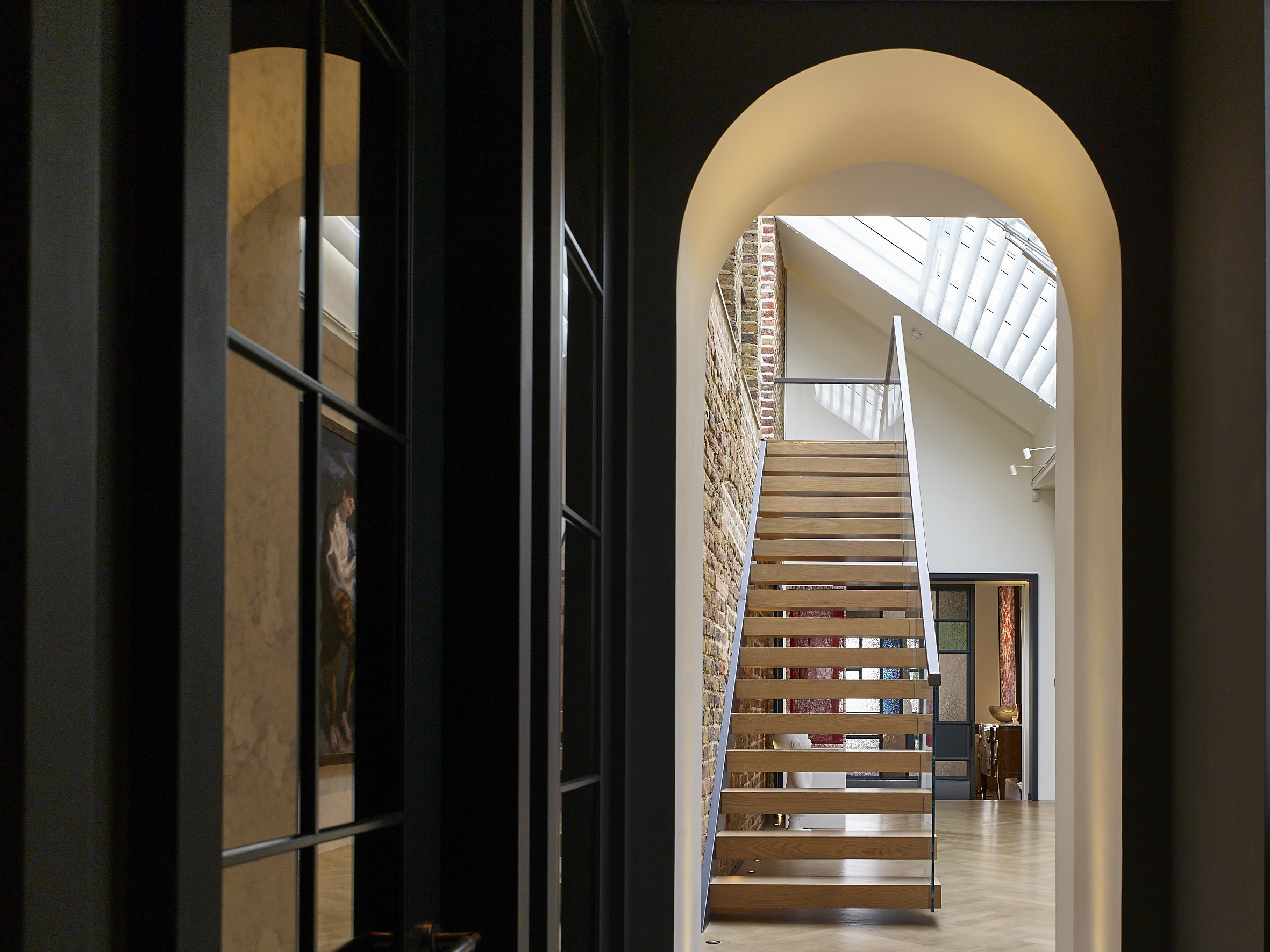 where do you see the future of luxury interior design architecture moving we work