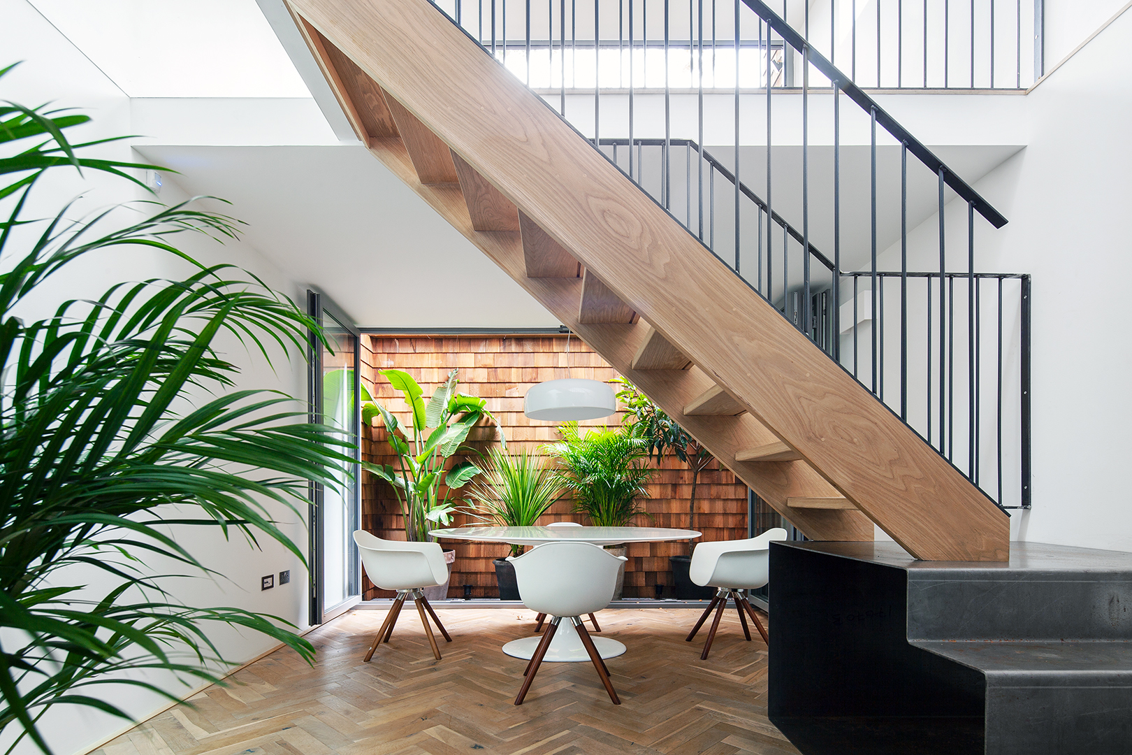 Check Out The Cosy Interiors Of A Garage Turned House The Gouse