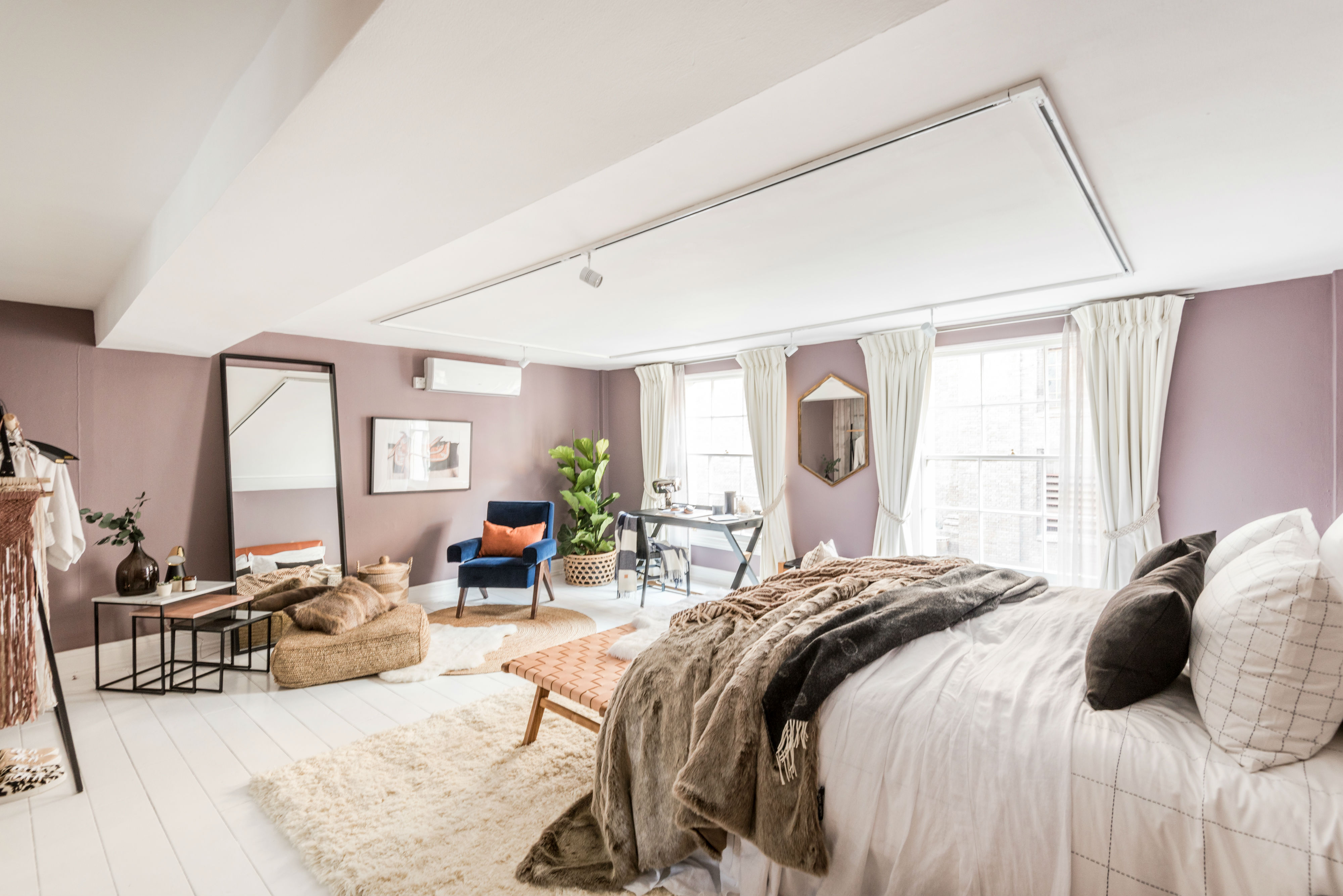 The epitome of Instagram-worthy interior design: the Houzz of 2018 on english country bedroom, hipster paper lanterns in bedroom, master bedroom,