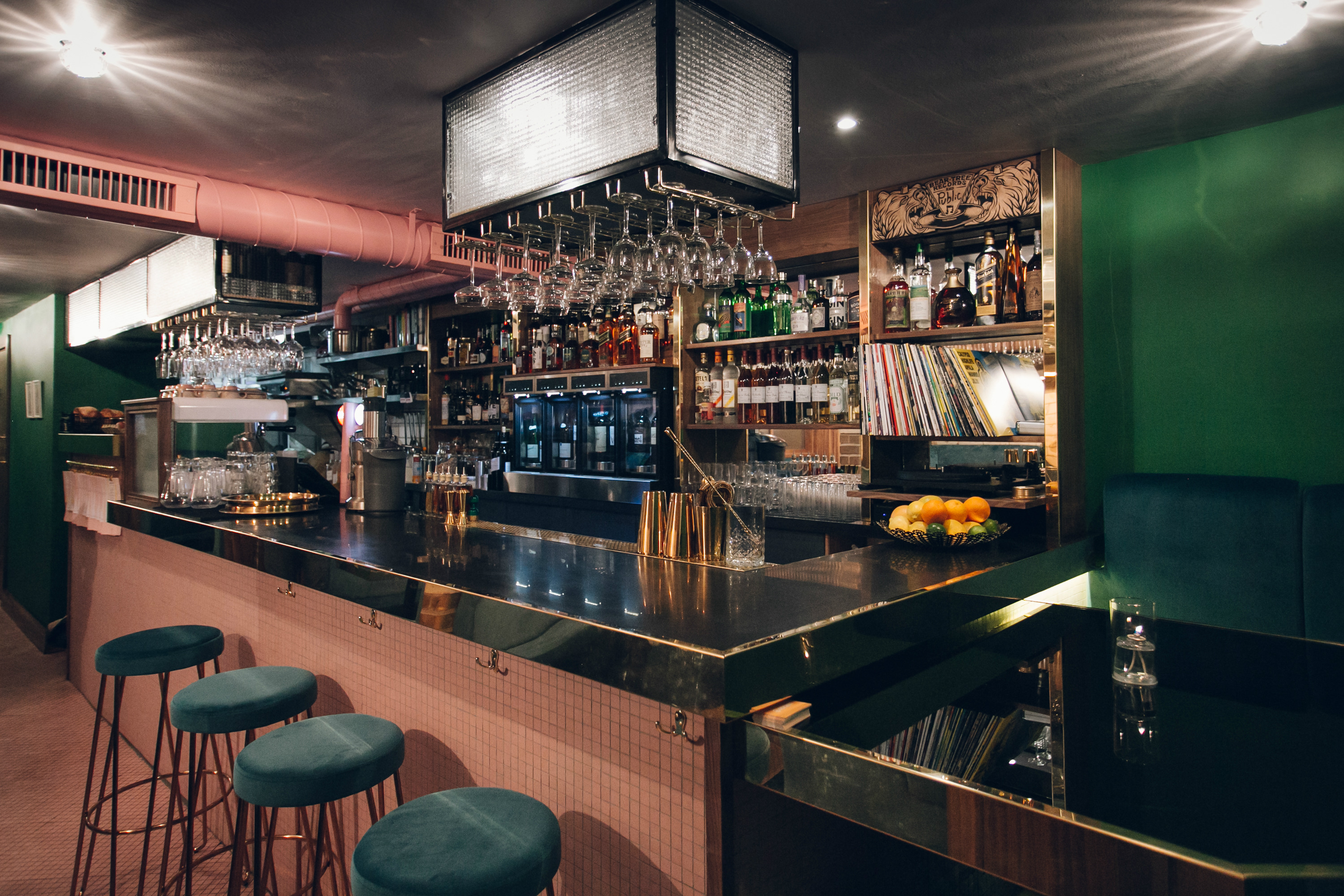 Sheffield speakeasy launches – in converted public toilets ...