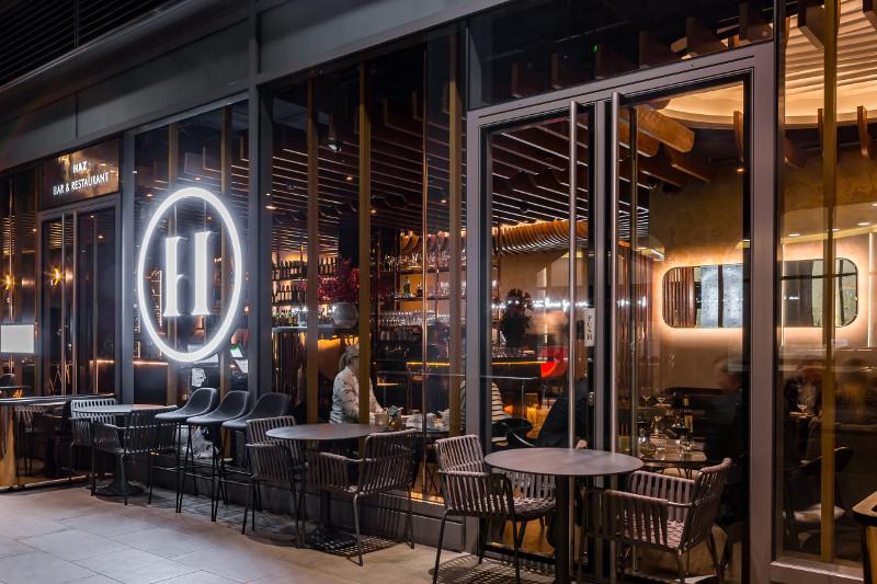 Creating haz restaurant s modern mediterranean customer