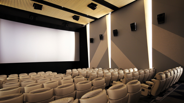 Stage Cinema Inspired By Theatrical Design Designcurial