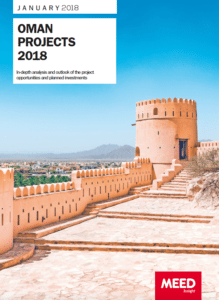 Oman Projects 2018 report