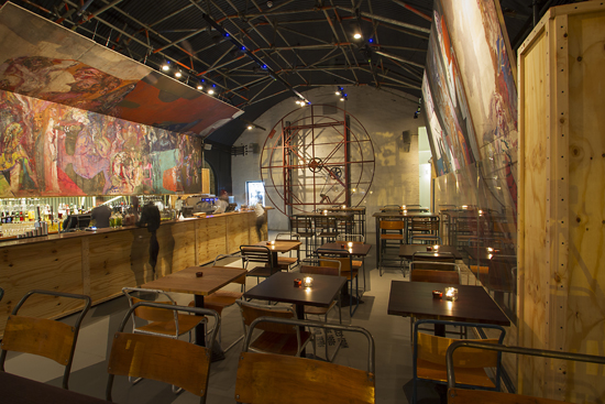 The 10 best designed cafes in the world designcurial for Top 10 interior designers in the world