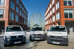 ARAMARK Workplace Solutions fleet from ING Car Lease