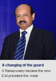 G Ramaswamy