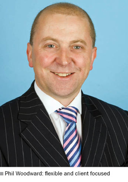 Picture of Phil Woodward, Leumi ABL
