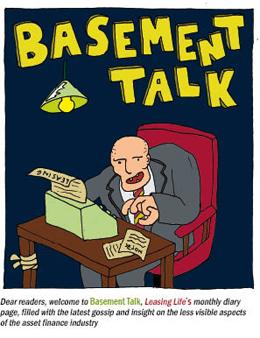 Basement Talk cartoon