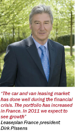 Photo of Leaseplan France president