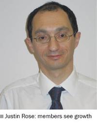 Photo of FLA head of asset finance Julian Rose
