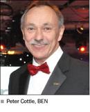 Photo of Peter Cottle, BEN