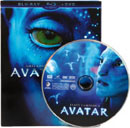 Image of Avatar Bluray disk and box