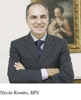Photograph of Nicola Romito, MPS