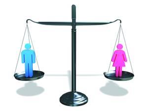 iStock Gender balance