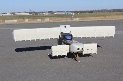 VTOL-X plane