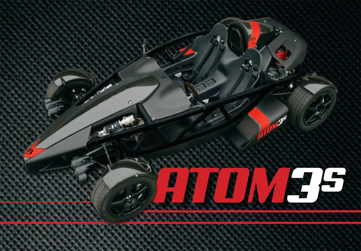 Ariel Motor Company introduces Atom 3S - Automotive Business Review