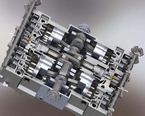MkII Clarke-Brayton Engine