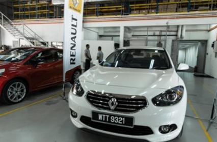 Renault To Build Fluence Sedan In Malaysia Automotive Business Review