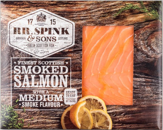 RR Spink gets new package design from Good Creative ...