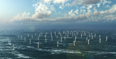 Baltic wind farm
