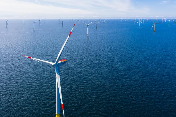 Baltic 2 offshore wind farm