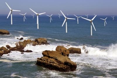 Mainstream wind farm
