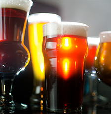 Beer exports
