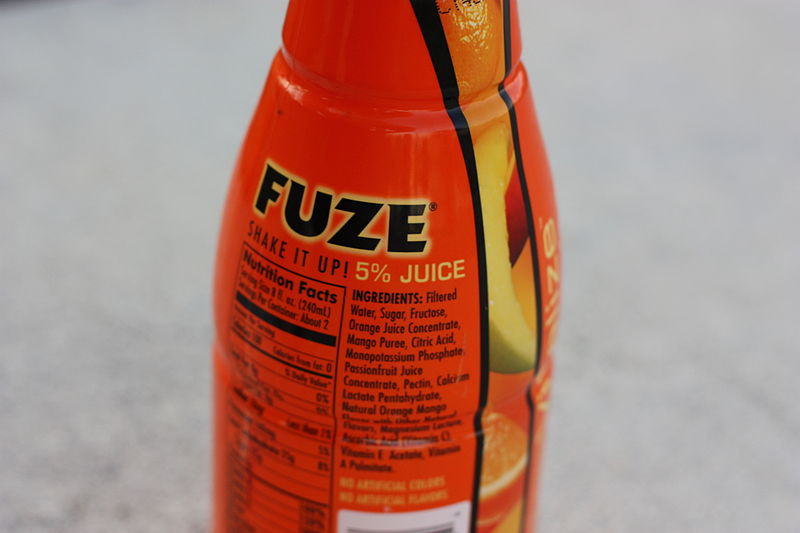 Coca-Cola Fuze