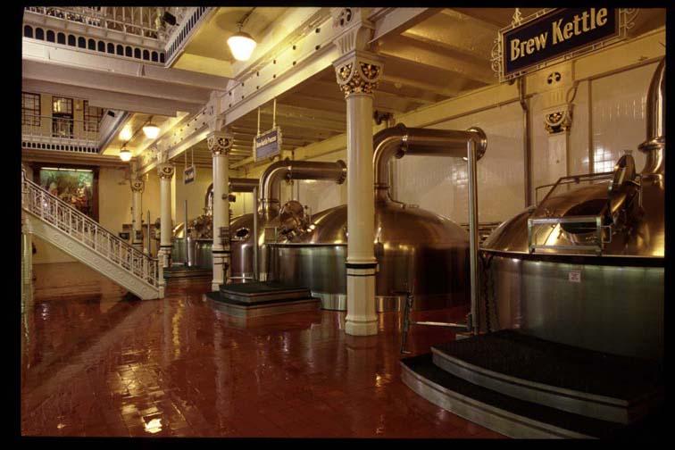 Stlouis brewery