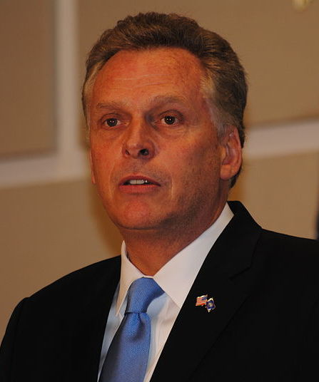 Virginia Governor